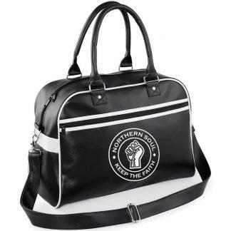 Retro Bowling Bag