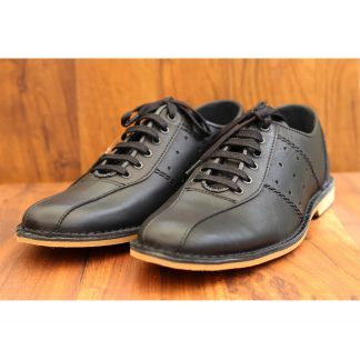 Delicious Junction Black Bowling Shoe Mod Northern Soul