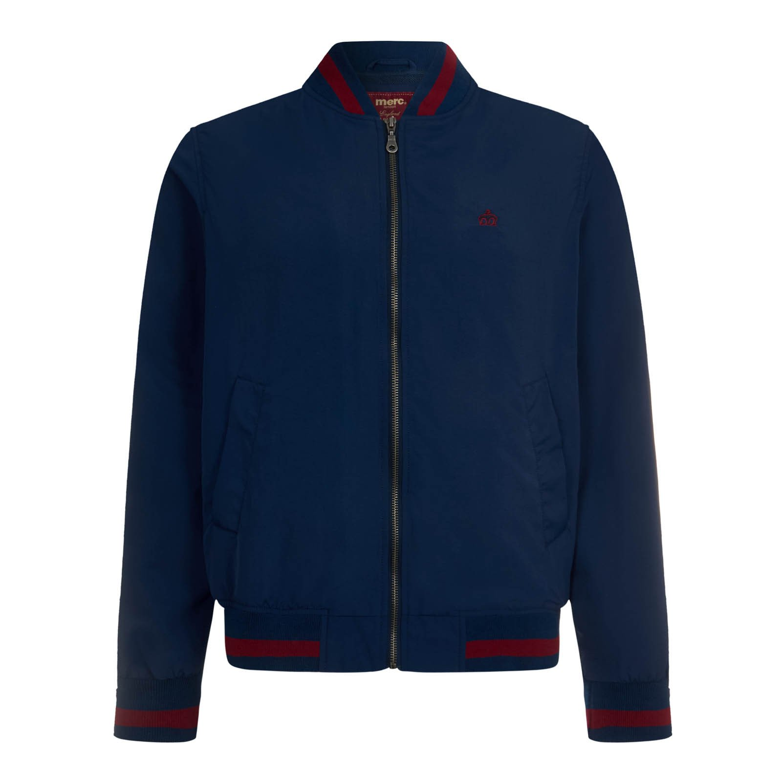 Merc Blue Monkey Jacket